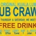 Pubcrawl-poster my september,KL PubCrawl