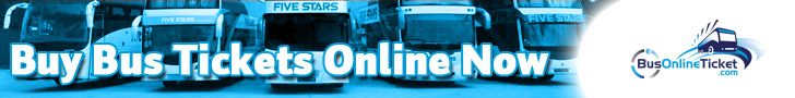 Buy Bus Tickets Online