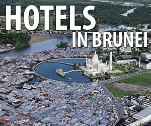 Hotels in in Brunei