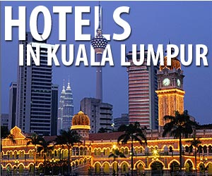 Hotels in KL Sentral Train Station, Kuala Lumpur (Malaysia)