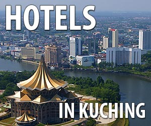 Hotels in in Kuching