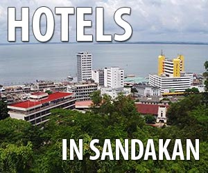 Hotels in in Sandakan