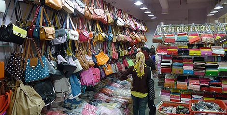 Kenanga Wholesale City (KWC) / handbags