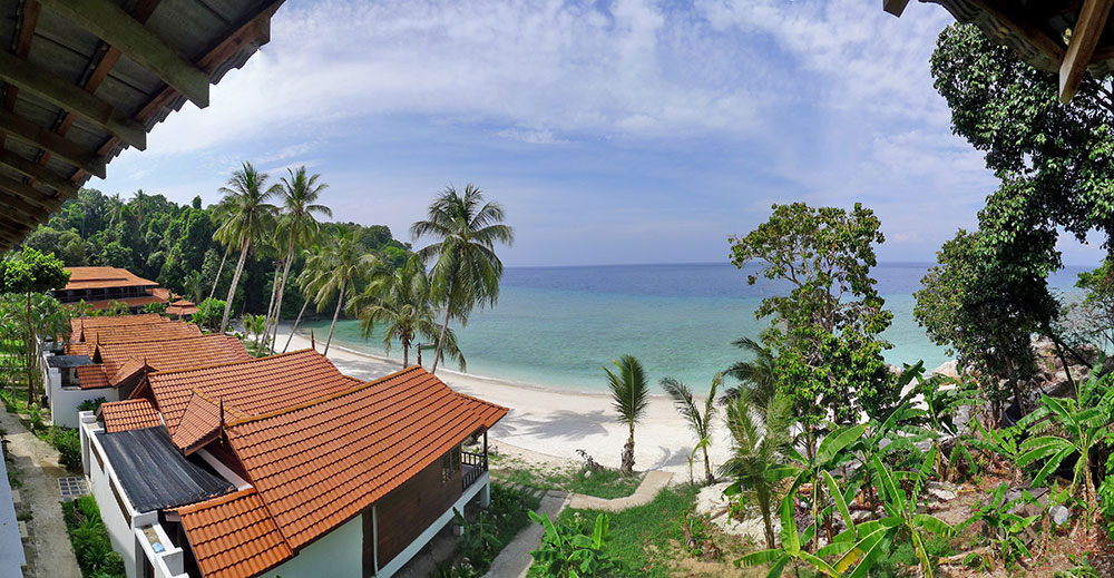 seaview, dcoconut resort, west wing
