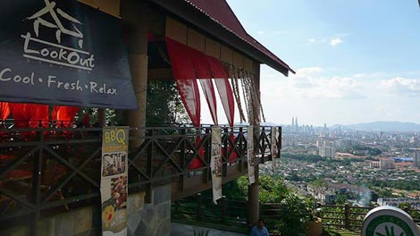 Ampang Lookout Point