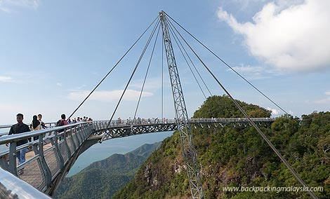 Sky Bridge, Langkawi Cable Car