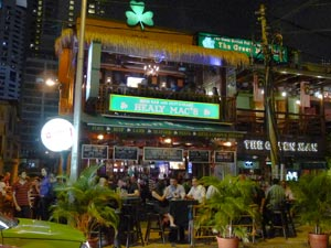 Healy Mac's Irish Bar & Restaurant, Irish pub and restaurant on Changkat Bukit Bintang
