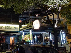 twenty.one kitchen+bar, Restaurant and bar on Changkat Bukit Bintang