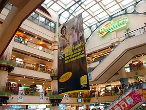 BB Plaza / Sungei Wang, Massive complex with 2 shopping malls and hundred of shops in Bukit Bintang. People tend to get lost in there.