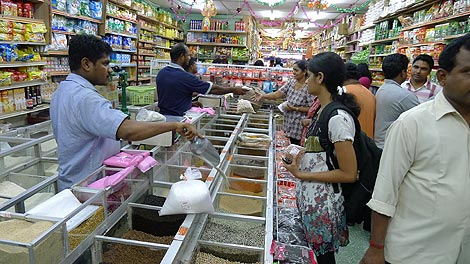 Grocery Shop, Little India Brickfields