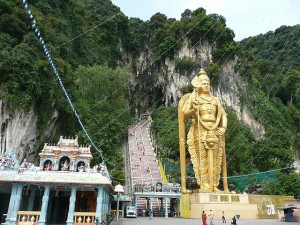 Mosques And Temples,  Batu Caves
