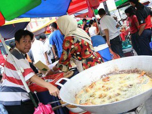 Malaysian Moments,  Bazaar Ramadhan