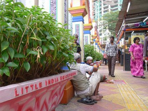 Brickfields,  Colourful Little India