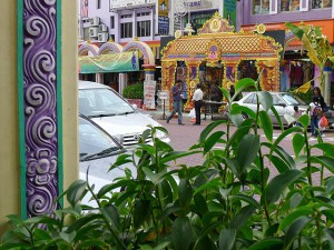 Brickfields,  Deepavali Decoration