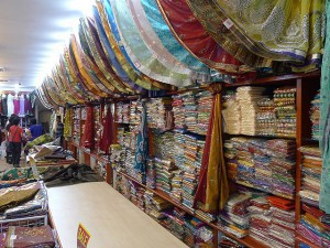{Brickfields,  Sari shop