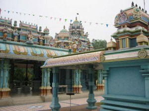 Mosques And Temples,  Hindu temple