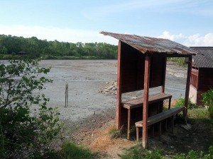Kuala Selangor Nature Park,  view point for bird watching