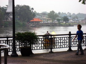 {Kuching,  Kuching Waterfront