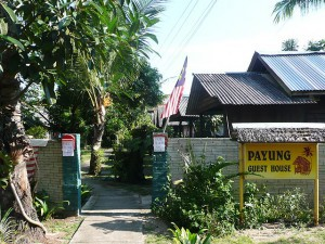 Payung Guest House, Cherating,  bungalows
