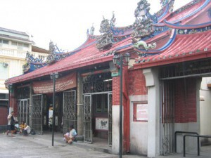 Georgetown / Penang,  buddhist temple