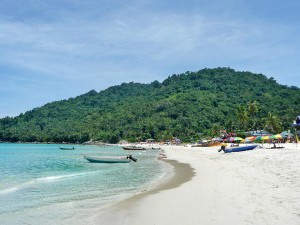 {Perhentian Islands,  Long Beach