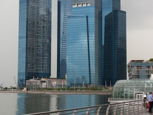 Singapore,  Marina Bay Financial Center