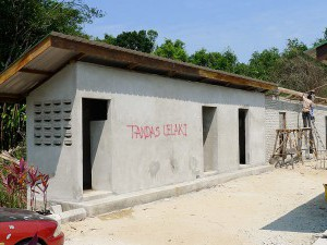 Signs and Signboards,  Tandas Lelaki (Male Toilet)