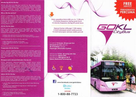 GO KL City Bus, Go-kl-bus
