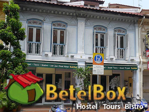 Betel Box Hostel Tours Bistro Singapore
