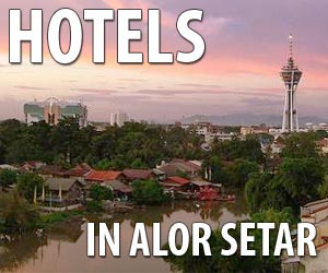 Hotels in in Alor Setar