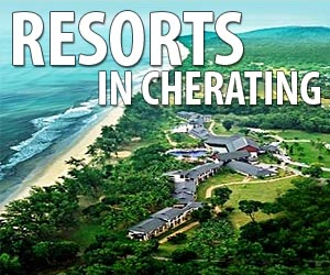 Hotels in Cherating