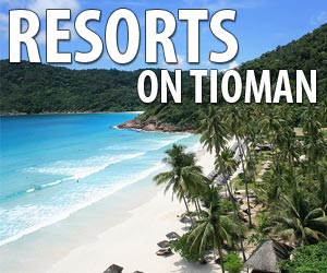 Hotels in in Tioman