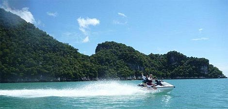 Three Island Jetski Tour