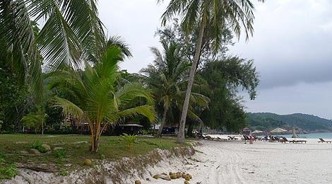 beach view, Coral Redang Island Resort