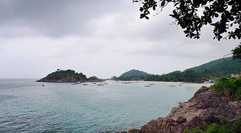 scenic view,Redang Holiday Beach Villa