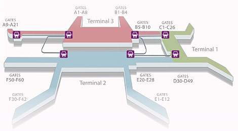 map Changi Airport Singapore