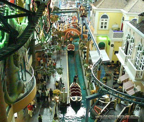 Indoor Theme Park