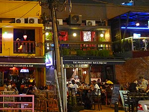 The Magnificent Fish & Chips Bar, Restaurant and bar on Changkat Bukit Bintang