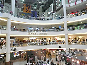 The Gardens / Midvalley Megamall, The new Gardens (opened in 2007) and Midvalley Megamall are shopping Malls under the same management in a mixed development called Midvalley City a few km south of downtown.